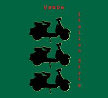 Vespa Italian Style Unisex T-Shirt