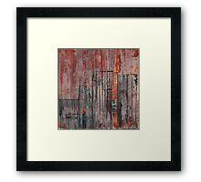 New York Series 2015 018 Framed Print