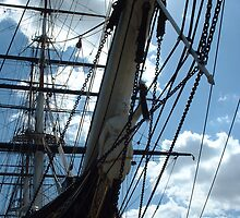 Cutty Sark by kimhaz