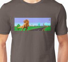 Road Blasters T-Rex Unisex T-Shirt