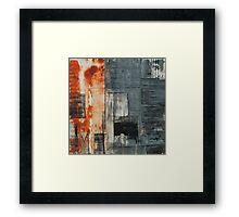 New York Series 2015 019 Framed Print