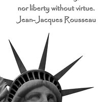 Liberty With Virtue by artisandelimage