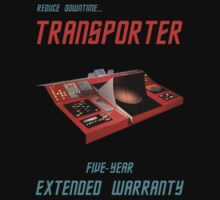 Transporter Extended Warranty by ubiquitoid