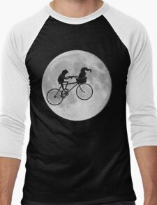 Gonzo The Extraterrestrial  Men's Baseball ¾ T-Shirt
