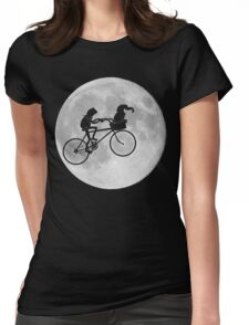 Gonzo The Extraterrestrial  Womens Fitted T-Shirt