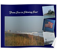 From Sea to Shining Sea! Poster