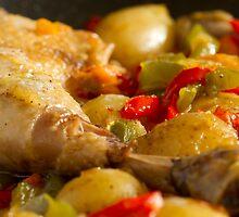 Chicken & Veg by Martin76