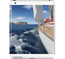Sail iPad Case/Skin