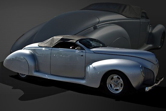 1940 Lincoln Custom Convertible by TeeMack