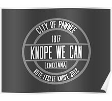Knope We Can! Poster