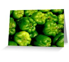 PEPPERS.....  ^ Greeting Card