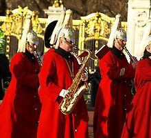 Band of The Life Guards by kimhaz
