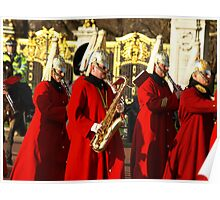 Band of The Life Guards Poster