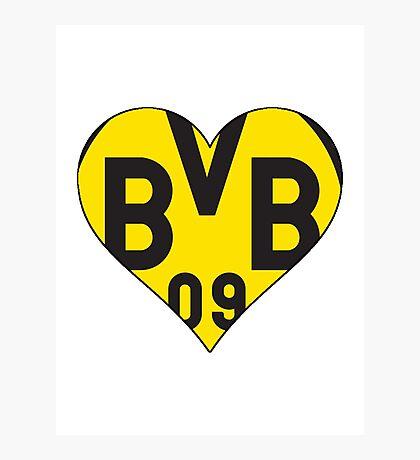 BVB Love Photographic Print