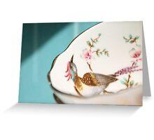 Precious, pretty things.... Greeting Card