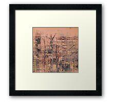 New York Series 2015 024 Framed Print