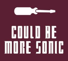 Could be more sonic - Sonic screwdriver 2 by jelitan