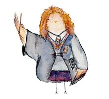 Hermine!mine!mine!y- Nerdy Birdy- Harry Potter by NerdgasmsByKat