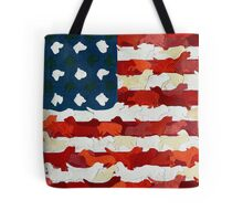 One Nation, Under Dog Tote Bag