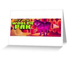 3704 Woolph Pak Greeting Card