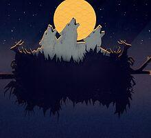 Midnight Sound by schwebewesen