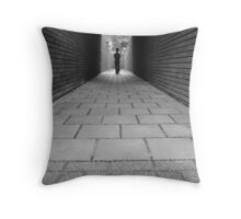 End of part one Throw Pillow