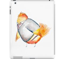 Wren Weasely- Harry Potter Nerdy Bird iPad Case/Skin