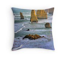The Twelve Apostles, Victoria, Australia Throw Pillow