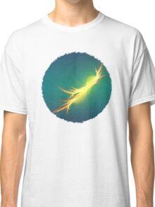 Fractal Phoenix Rising Classic T-Shirt