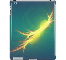 Fractal Phoenix Rising iPad Case/Skin