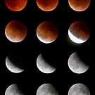 Blood Moon to Super Moon - Sept 27, 2015 by Tom Talbott