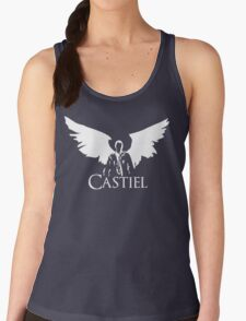 Supernatural Castiel Angel Wings T-Shirt