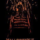 Halloween II Stencil by Michael Donnellan