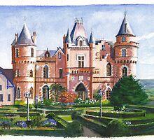 Château de Maulmont by Dai Wynn