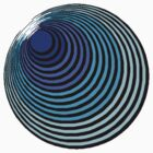 Concentric Blue by sb04