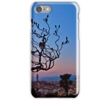 Florence at Sunset iPhone Case/Skin
