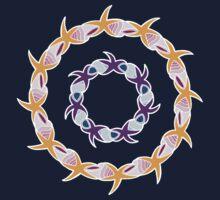Shells & Starfish (White version) by sb04