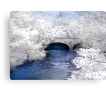 The Stone Arch Bridge Canvas Print