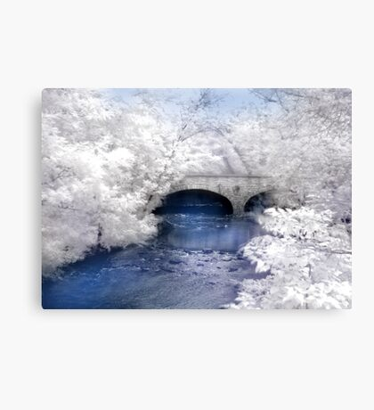 The Stone Arch Bridge Canvas Print