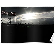 AT&T Park, Giants Poster