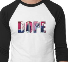 BTS | Yoongi/Suga Dope Men's Baseball ¾ T-Shirt