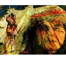Brother Wind Photographic Print