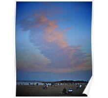 Ocean Beach  Park - Connecticut  Poster