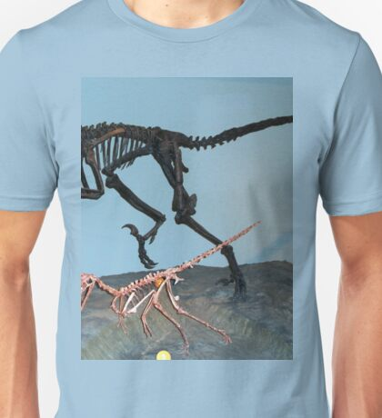 Pretty Deinonychus Unisex T-Shirt
