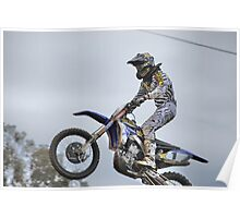 MX Nationals Wodonga July 2011 Jay Marmont Poster