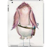 Capt. Macaw Reynolds- Firefly Nerdy Birdy iPad Case/Skin