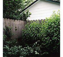 Fence, Matamoras, Pennsylvania 2008 Photographic Print