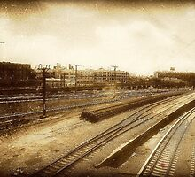 no trains a comin' by ShellyKay