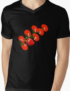 Stop looking at me, Please. Thanks! Mens V-Neck T-Shirt
