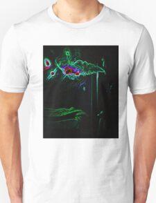 Smoke Clouds (Green) T-Shirt